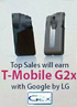 LG Optimus 2X going to T-Mobile USA as the G2x?