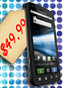 Motorola Atrix 4G for AT&T going for $49.99 right now