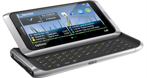 Nokia E7 shipping in the US