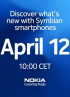 Nokia schedules a Symbian event for 12 April, gets even with HTC - read the full text