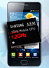 Samsung I9100 Galaxy S II dual-core CPU will run at 1.2 GHz