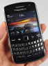 BlackBerry Curve 9370 a.k.a. Apollo poses for a photo shoot - read the full text