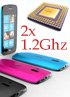 Nokia's WP7 phones to use U8500 dual-core 1.2GHz chipsets?