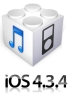 Apple releases iOS 4.3.4 update, gets jailbroken instantly - read the full text
