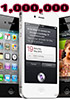 Apple iPhone 4S mania continues: 1M preorders in first 24 hours