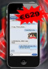 SIM-free iPhone 4S priced -  starts at CA$649/�629/�499