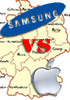 Samsung files new patent claims against Apple in Germany