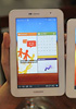 Samsung Galaxy Tab 10.1 and Tab 7.0 Plus show up in all white