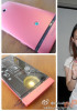 Sony Xperia P pink version spotted