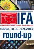 We take a look back at IFA 2012, see if you've missed something - read the full text