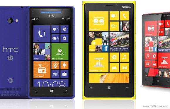 htc windows phone atandt at t reveals the lumia 920 lumia 820 and wp