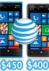 AT&T to sell off-contract Nokia Lumia 920 for $450, 820 for $400
