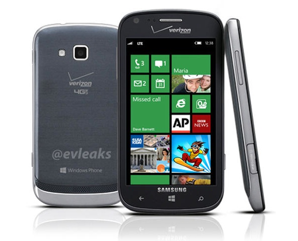 Samsung I930 ATIV Odyssey for Verizon image leaked ...