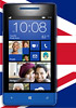 HTC Windows Phone 8S arrives in the UK with a modest price tag