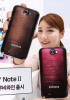 Galaxy Note II Amber Brown and Ruby Wine versions confirmed - read the full text