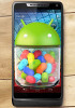 Jelly Bean update for Motorola RAZR i now seeding