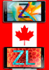Both Sony Xperia Z and Xperia ZL will be available in Canada