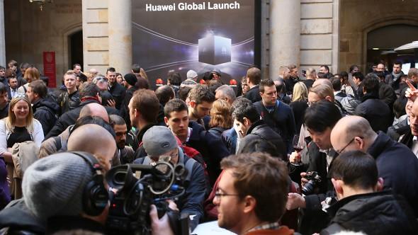 هوآوی از کمپین برندسازی برائ مشتریان جهانی رونمایی کرد