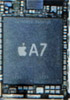 Apple A7 chipset for iPhone 5S photographed in the wild? - read the full text