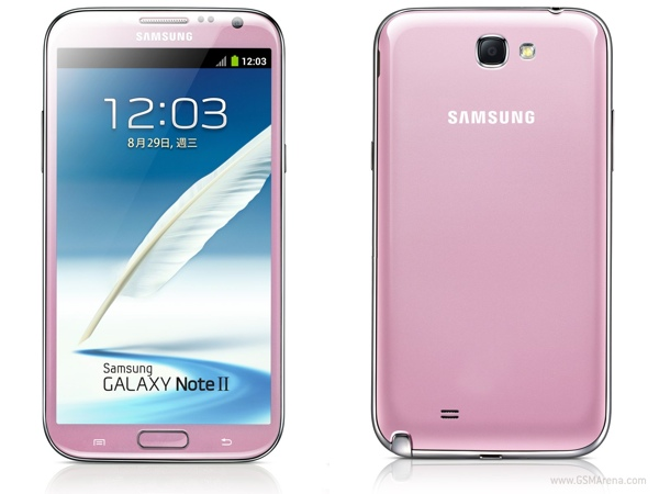 Pink Samsung Galaxy Grand 2