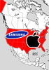 comScore: Samsung, Apple grow in the US, others decline