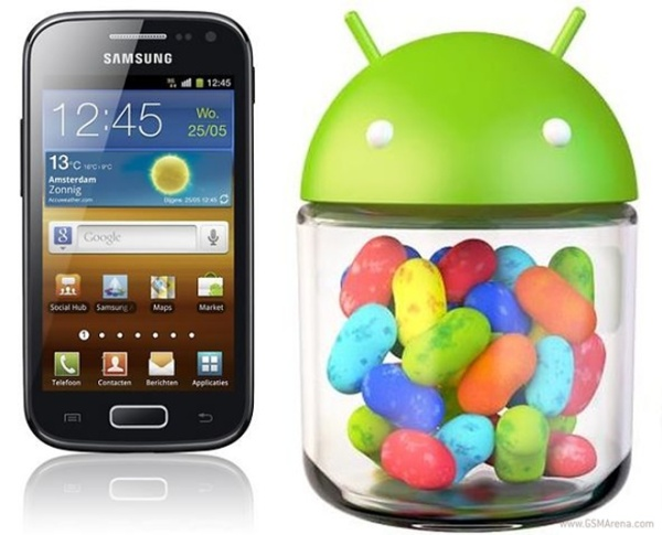 Samsung start Android 4.1 Jelly Bean updates for Galaxy ...