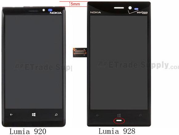Verizon's Nokia Lumia 928 to have Super AMOLED display? - GSMArena ...