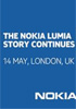 Nokia to hold a Lumia event on May 14, a new device on the way? - read the full text
