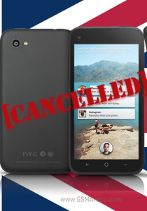 big It's official: HTC First UK launch is cancelled