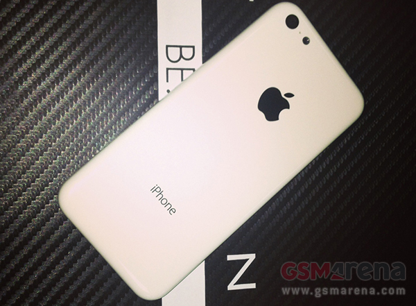 New images of the iPhone 5C surface - GSMArena.com news