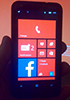 Windows Phone 8.1 notification center revealed in new image - read the full text