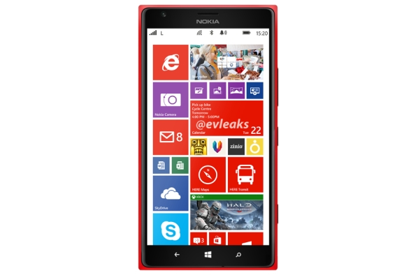 Thay màn hình, thay mặt kính Nokia Lumia 1520
