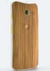 Optional bamboo back cover for the Moto X is now available