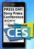 Sony's CES press conference scheduled for January 6