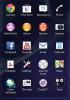 Sony Xperia Z2 UI screenshots leak