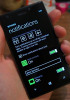 First leaked pictures of Windows Phone 8.1 notification center