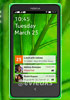 Photo taken with Nokia X A110 surfaces - read the full text