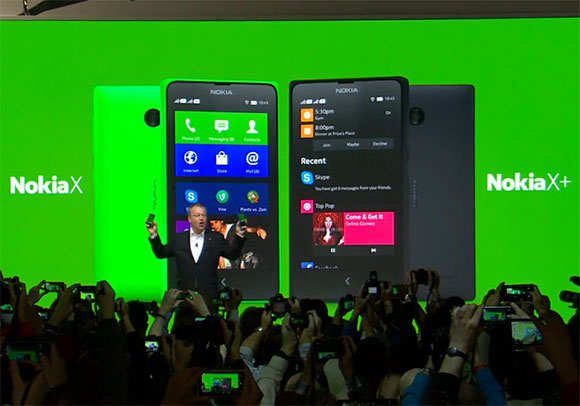 gsmarena 001 Nokia X Price in Pakistan and X+ Price in Pakistan, Specs