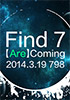 Oppo Find 7 will have two versions - read the full text
