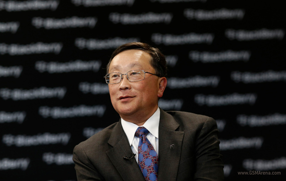 BlackBerry's revenue plummets 64% as BB OS 10 struggles