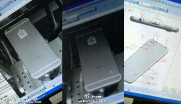 Alleged live photos of iPhone 6 make the rounds on the web-86DIGI