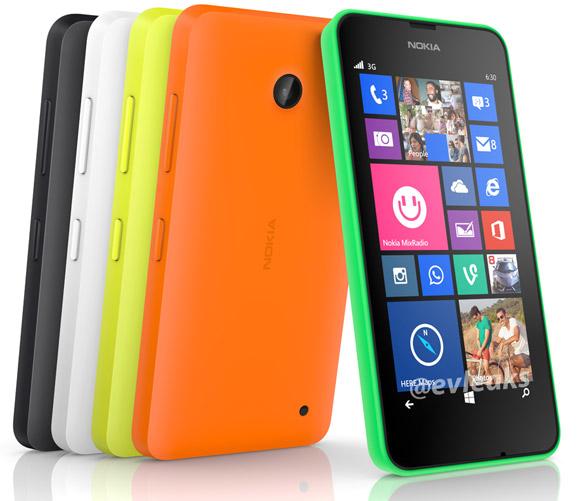 รูปเพรส Nokia Lumia 630 ปรากฏ เครื่อง Windows Phone สองซิมตัวแรกจาก Nokia