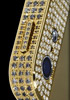 This gold and diamond encrusted iPhone 5 can be yours for $1M
