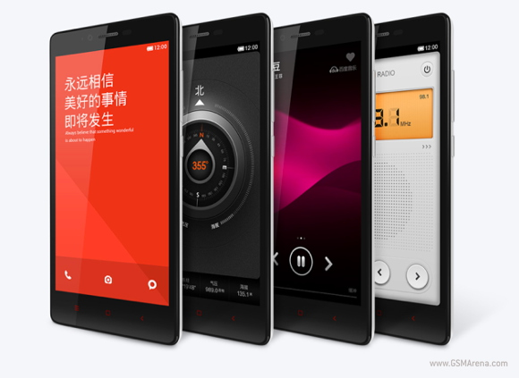 100k Xiaomi Redmi Notes sold in 34 minutes-86DIGI