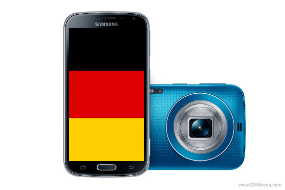 Samsung Galaxy K zoom to cost €519 in Germany