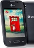 LG L35 is a 3.2� display entry level Droid