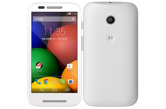 gsmarena 001 -  Motorola's Moto E out now, priced at £89