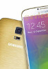 Samsung Galaxy F leaks again, this time in gold - read the full text