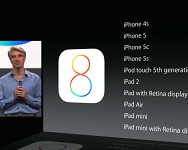 gsmarena 098 iOS 8 is official