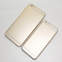"gsmarena 002 Apple iPhone 6 leaks in 4.7"" and 5.5"" display flavors"